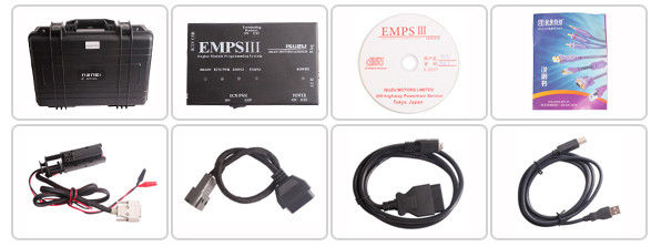 ISUZU EMPS3 Dealer Level Truck Diagnostic Tool