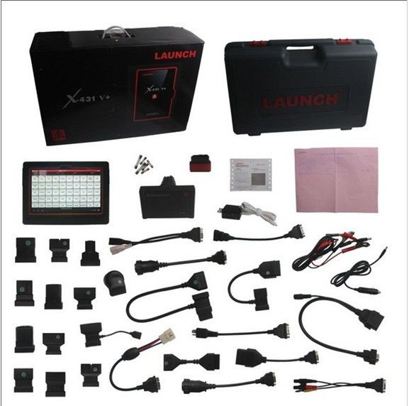 2014 Launch X431 V+ Tablet Wifi/Bluetooth Global Version Full System Scanner With Android System