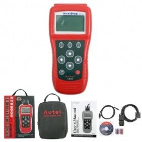 EU702 ABS OBD2 Scanner Codes